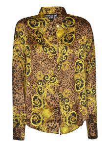 Versace Jeans Couture Jaq Print Leo Baroque Shirt