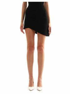 Saint Laurent Asymmetrical Skirt