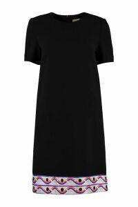 Emilio Pucci Wool Crepe Dress