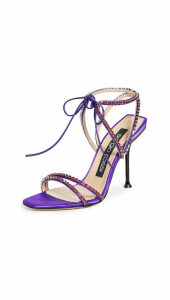 Sergio Rossi Milano Diamonds Sandals