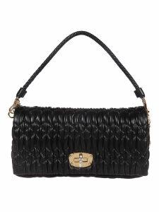 Miu Miu Quilted Shoulder Bag