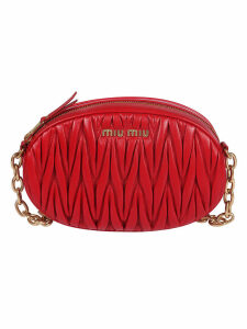 Miu Miu Bandoliera Shoulder Bag