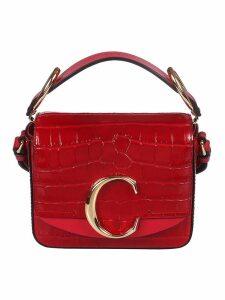 Chloé Logo Shoulder Bag