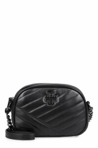 Tory Burch Kira Quilted Leather Camera Bag
