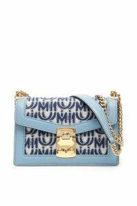 Miu Miu Monogram Miu Confidential Bag
