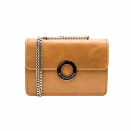 Lautre Chose Leather Shoulder Bag