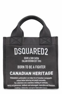 Dsquared2 Printed Leather Mini-tote