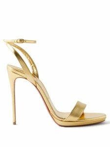 Thierry Colson - Samia Silk Floral Brocade Dress - Womens - Blue
