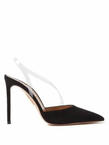 Cecilie Bahnsen - Alice Tiered Puffball Sleeve Faille Top - Womens - Black