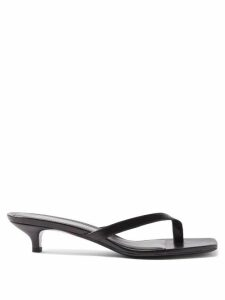 Allude - Oversized High Neck Cashmere Sweater - Womens - Light Pink