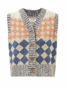 Simone Rocha - Sequinned Midi Dress - Womens - Gold