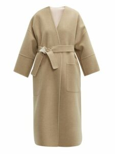 Weekend Max Mara - Pegli Coat - Womens - White Multi