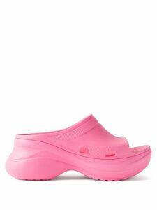 Max Mara Studio - Pompei Opera Coat - Womens - Pink