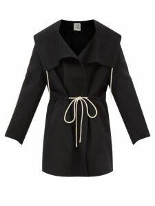 S Max Mara - Rasoio Dress - Womens - Khaki Multi