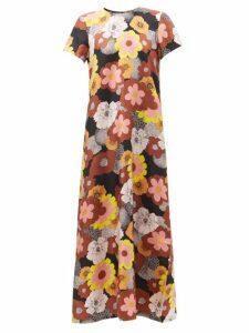 Nili Lotan - Kendra V Neck Cashmere Sweater - Womens - Camel