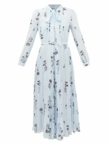 Apiece Apart - Francisca Striped Cropped Cotton Poplin Top - Womens - Multi