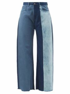 Apiece Apart - Los Altos Ruffled Cotton Top - Womens - Light Pink