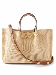 Erdem - Quentin Apsley Floral Print Ruffled Dress - Womens - White Print