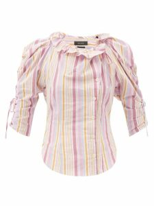 The Row - Vaya Oversized Cashmere Sweater - Womens - Brown