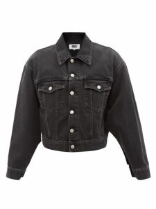 Prada - Leopard Print Cut Out Sablé Midi Dress - Womens - Leopard