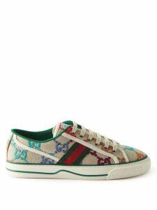 Raey - Kimono Sleeve Silk Beach Dress - Womens - Black