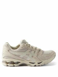 Saint Laurent - East West Medium Leather Tote Bag - Womens - Beige