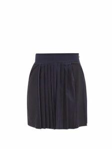 Balenciaga - Classic City Nano Scarf Handle Leather Bag - Womens - White Multi