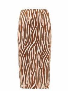 Sophie Hulme - Knot Leather Shoulder Bag - Womens - Black