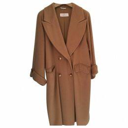 Teddy Bear Icon wool coat