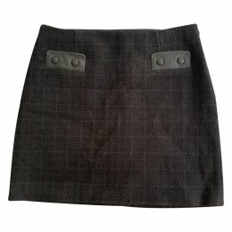 Tweed skirt suit