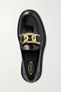 Chloé - Aby Small Textured-leather Tote - Mushroom