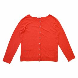 Red Cotton Knitwear