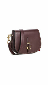 Coach 1941 Glovetan Saddle Bag
