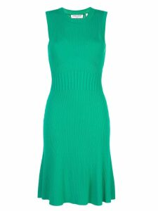 Opening Ceremony rib knit dress - Green