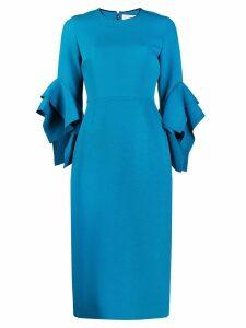 Roksanda Ronda dress - Blue