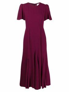 Goat Ivana flared midi dress