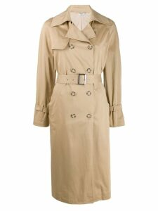 Liu Jo belted trench coat - Neutrals
