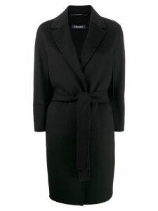 'S Max Mara tie waist coat - Black