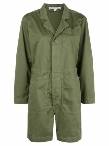 Alex Mill safari playsuit - Green