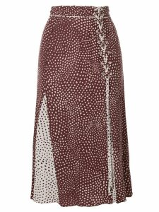 Rag & Bone Dirdre skirt - Brown
