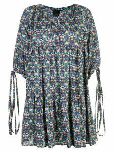 Cynthia Rowley Penelope dress - Blue