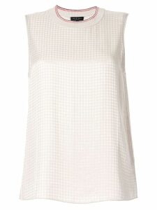Rag & Bone Ali crew neck tank - White