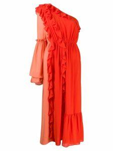 Three Floor Beleza dress - Orange