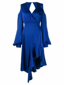 Three Floor Eclectic dress - Blue