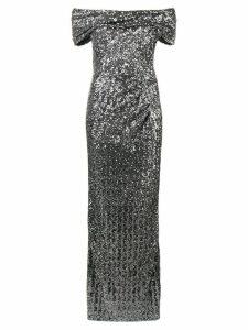 Dolce & Gabbana cocktail sequinned dress - Grey