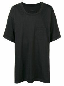 Mm6 Maison Margiela Maxxxi T-shirt - Black