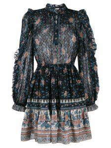 Ulla Johnson printed Dani dress - Blue