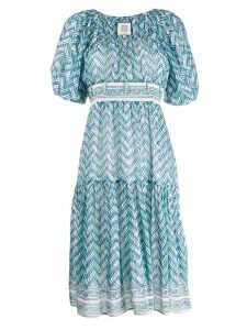 Alicia Bell Alicia midi-dress - Blue