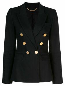Adam Lippes double-breasted blazer - Black