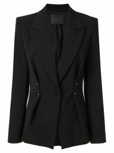 Dion Lee barball density blazer - Black